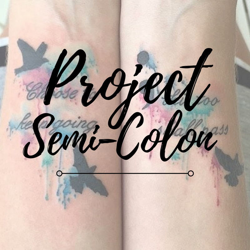 Project Semi-Colon