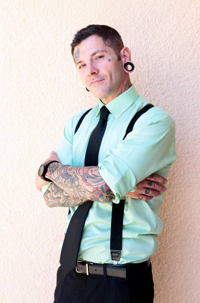 Tattoos in the workplace tattoos aren t just for foul for Tattoos in the workplace discrimination