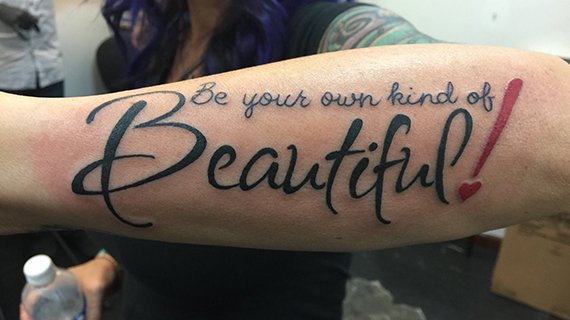 Any Font Can Be Used To Create A Tattoo But Gothic Lettering Has Always Been Popular In Tattoos An Artist Custom Rather Than Just