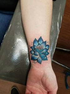 032caf933 Top 13 Flower Tattoo Designs and Their Meanings | - THE WORLD FAMOUS -