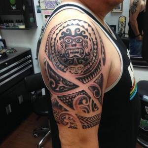 f62eb8285 What Type of Sleeve Tattoo is Best For You?   - THE WORLD FAMOUS -