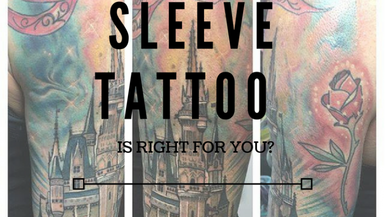 What Type of Sleeve Tattoo is Best For You?