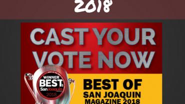 Best of San Joaquin 2018