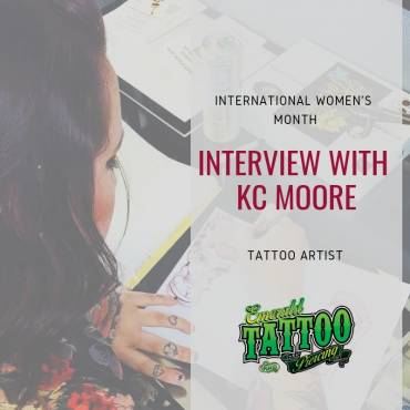 Women of Emerald: KC Moore